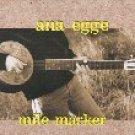 ana egge - mile marker CD 1999 grace records 12 tracks used