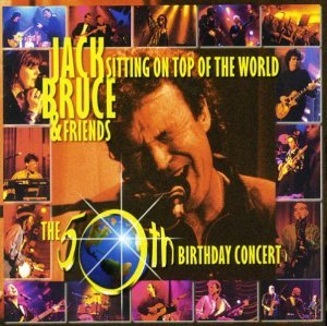 jack bruce & friends - sitting on top of the world CD 1997 times square records used mint