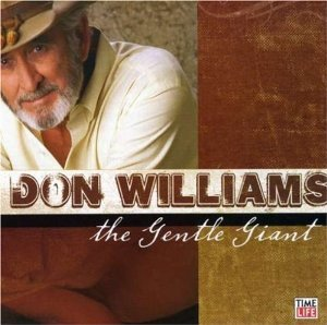 don williams - gentle giant CD 2006 time life 14 tracks used mint