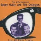 unforgettable buddy holly and the crickets CD 3-disc box 2000 readers digest used mint