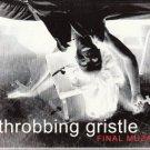 throbbing gristle - final muzak CD 6 tracks used mint