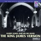 harry james and his big band - king james version CD 1996 sheffield lab 9 track used mint