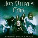 jon oliva's pain - straight-jacket memoirs CD AFM new