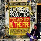 too much iron in the fire - blackbeard production CD 2-discs 2004 sanctuary trojan records new