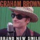 graham brown - brand new smile CD 1998 stomp used mint