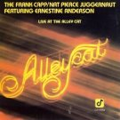 frank capp & nat pierce juggernaut featuring ernestine anderson - live at alley cat CD 1987 concord