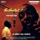 the greatest! - count basie plays joe williams sings standards CD 1957 polygram used mint