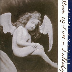 book of love - lullaby CD 1988 sire 10 tracks used mint