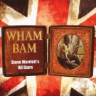 wham bam - steve marriott's all stars CD 2007 wapping wharf 26 tracks used mint