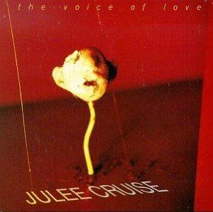 julee cruise - voice of love CD 1993 warner 11 tracks used