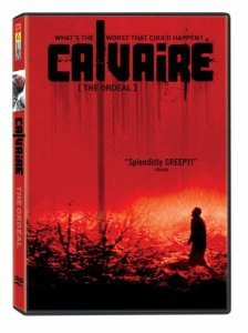 calvaire the ordeal - laurent lucas + brigitte lahaie DVD 2006 palm used