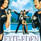 exit to eden - dana delany + rosie o'donnell DVD 2002 HBO used