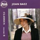 joan baez - classics volume 8 CD 1986 A&M BMG Direct 17 tracks used mint