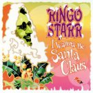 ringo starr - i wanna be santa claus CD 1999 polygram 12 tracks used mint