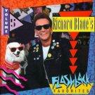 richard blade's flashback favorites volume 5 - various artists CD 1993 oglio sony 12 tracks used