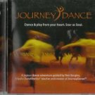 journey dance - toni bergins CD 2003 11 tracks used mint