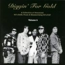 diggin' for gold volume 4 - various artists CD way back music maniac 16 tracks