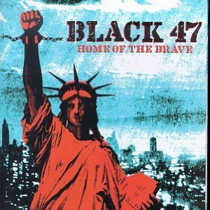 black 47 - home of the brave CD 1994 capitol used mint