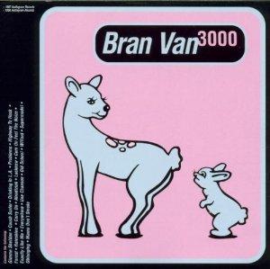 bran van 3000 - glee CD 1998 capitol used mint