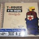 t*house of the almighty - groovaholic CD 2001 sound productions used mint