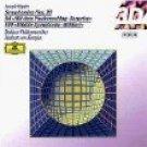 haydn symphonien nos.93, 94, 100 - berliner phil with karajan CD 1982 DG polydor used mint