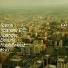 sasha - xpander ep CD 1999 ultra deconstruction 5 tracks used mint