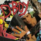 D-boy - lyrical strength of one street poet CD 1990 frontline 12 tracks used mint
