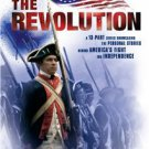 history channel presents the revolution DVD 4-disc set 2006 A&E used mint