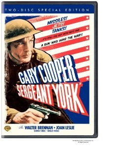sergeant york starring gary cooper DVD two-disc special edition 2006 warner new