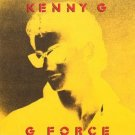 kenny g - g force CD 1983 arista 8 tracks used mint