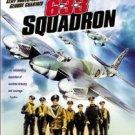 633 squadron - cliff robertson + george chakiris DVD 2003 MGM used mint