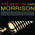 van morrison - best of van morrison CD 1990 exile polydor 20 tracks used mint