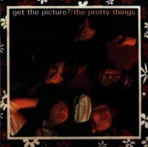 pretty things - get the picture? CD 1998 snapper original masters 18 tracks used mint