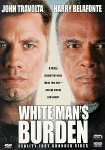white man's burdon DVD 1999 hbo used