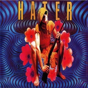 hater - hater CD 1993 A&M 10 tracks used mint