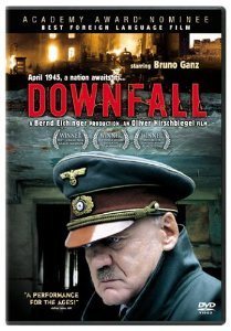 downfall - Bruno Ganz + Alexandra Maria Lara DVD 2005 sony used mint