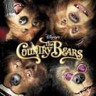 country bears - christopher young composer + various artists CD 2002 disney 14 tracks used
