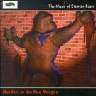 music of stephen rush - murders in the rue morgue CD 1997 MMC used mint