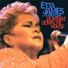 etta james & the roots band - burnin' down the house CD 2002 RCA used mint