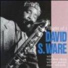 davidd s. ware - flight of i CD 1992 sony 6 tracks used