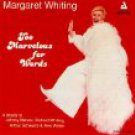 margaret whiting - too marvelous for words CD 1980 1995 audiophile 24 tracks used mint