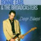 ronnie earl & the broadcasters - deep blues CD 1988 black top 17 tracks used mint
