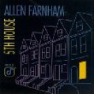 allen farnham - 5th house CD 1990 concord jazz 10 tracks used mint
