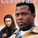 lilies of the field - sidney poitier DVD 2001 MGM used mint