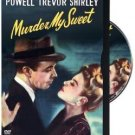 murder my sweet - dick powell + claire trevor + anne shirley DVD 2004 rko used mint