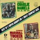 charlie daniels band + marshall tucker band CD 1992 k-tel 10 tracks used mint