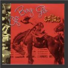 the spurs - go boy go! CD spinout 17 tracks used mint