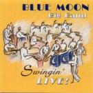 blue moon big band - swingin' live! CD 1999 sound works 18 tracks used mint
