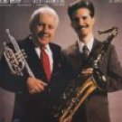 ruby braff and scott hamilton - a first CD 1985 concord jazz bellaphon w germany used mint