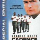 cadence - charlie sheen + martin sheen DVD 1990 lions gate used